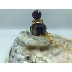 Flakon na parfém náhrdelník...