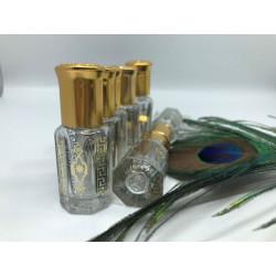 Flakon na parfém - zlatá...